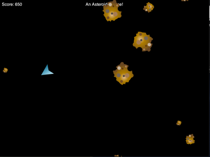 Using Deep Learning Neural Networks to Play Asteroids: Part 1