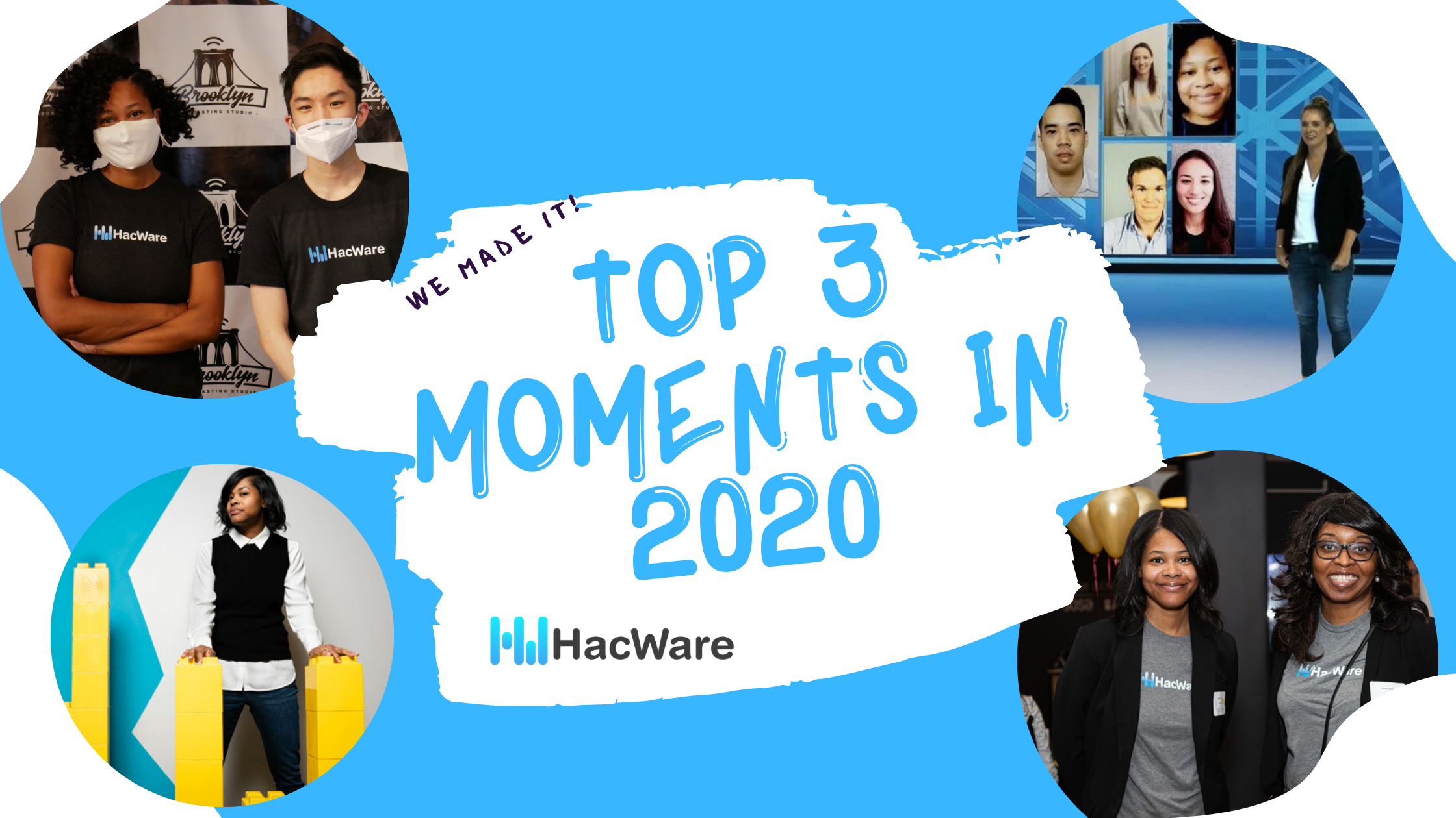 Top 3 moments of 2020