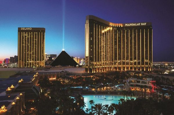 No Gambling on Email Security at Las Vegas